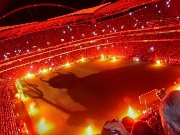 coreografia Galatasaray