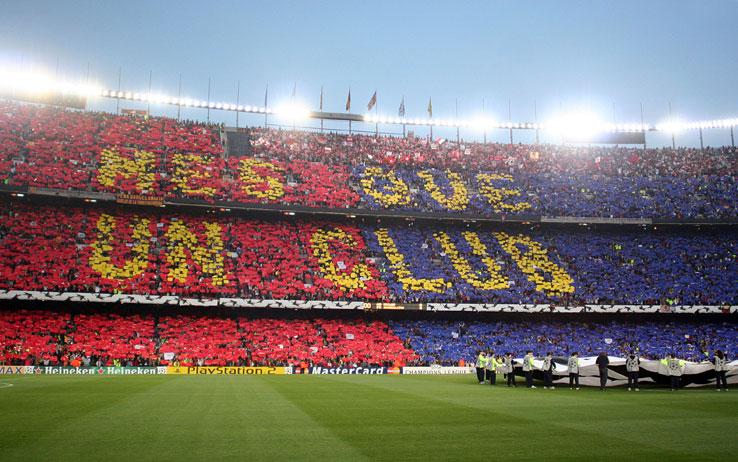 coreografia Barcellona