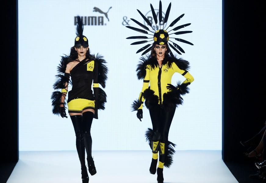 Borussia Dortmund fashion style