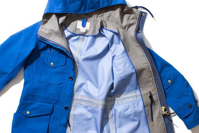 Nanamica giappone tecnico
