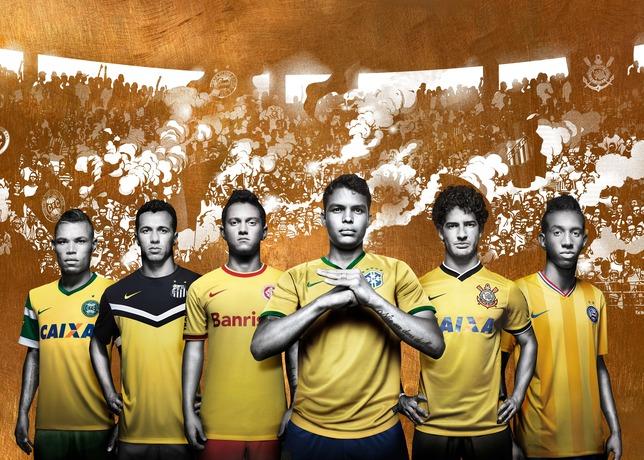 Nike Brazil club