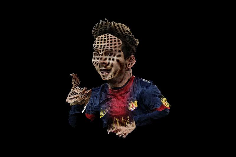Messi Football People