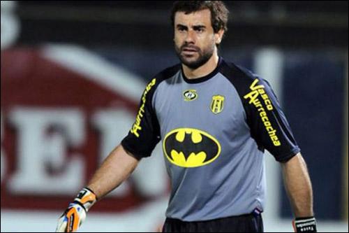 Pablo Aurrecochea Batman