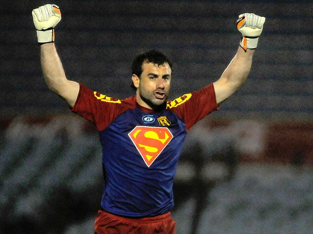 Pablo Aurrecochea Superman