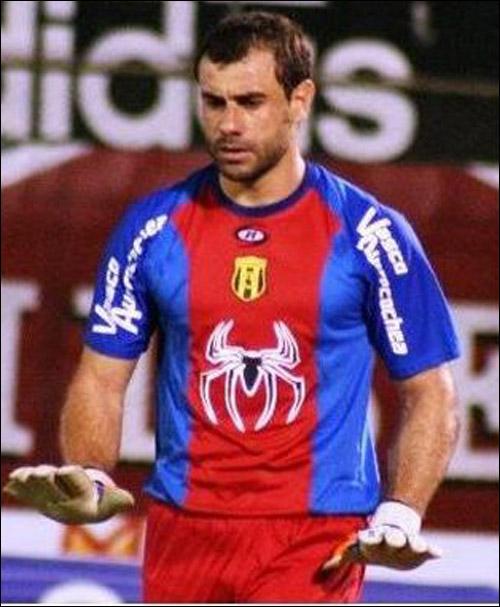 Pablo Aurrecochea Spiderman