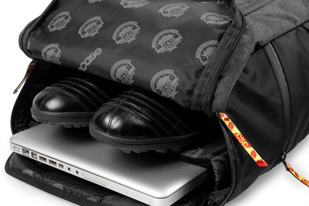 incase x chinatown soccer club bag