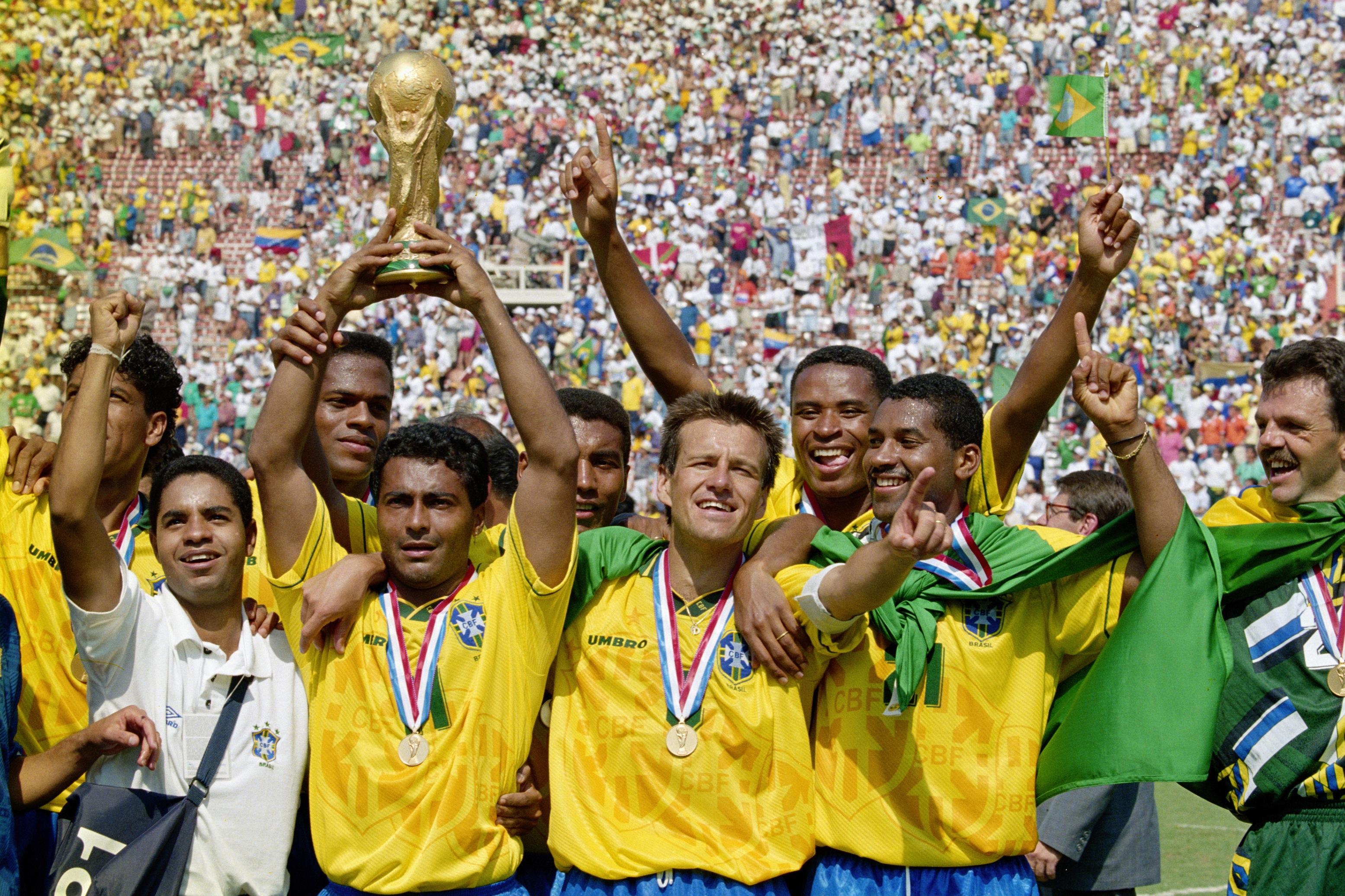 Brasile campione del mondo