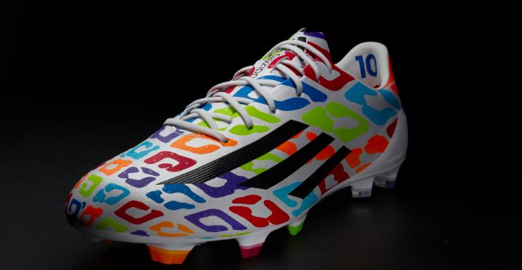 adidas f50 per il compleanno di Leo Messi