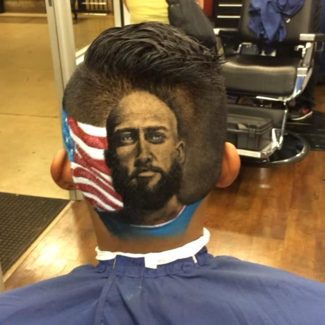 Tagli di capelli calciatori 2016