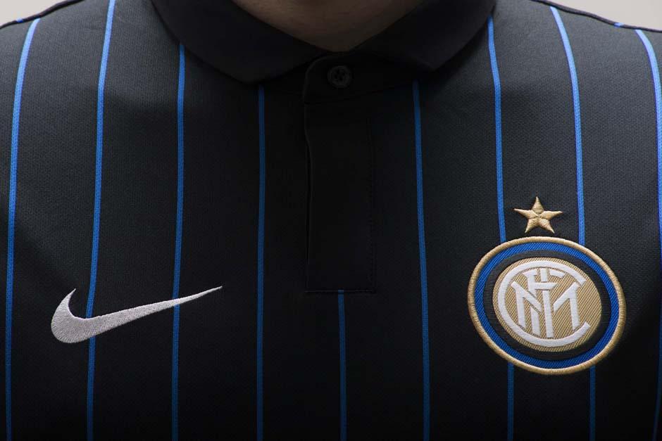 Logo e maglia Inter