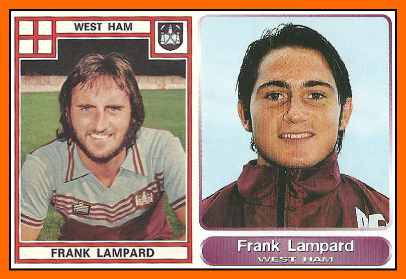 The Lampards WHUFC