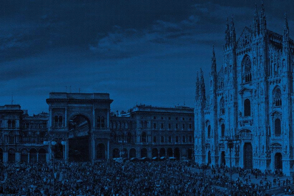 FC Internazionale rebranding a cura di Leftloft