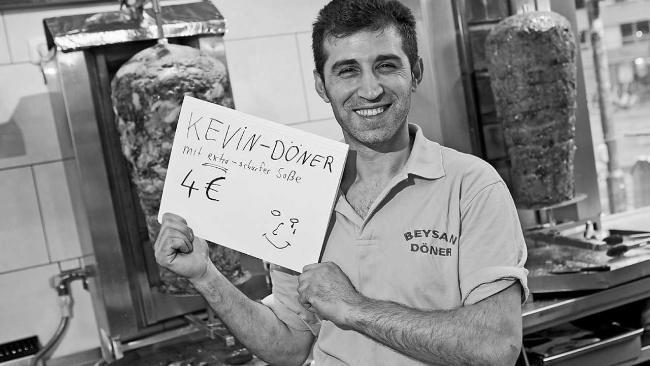 Kevin Grosskreutz kebab