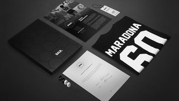 Maradona by BALR