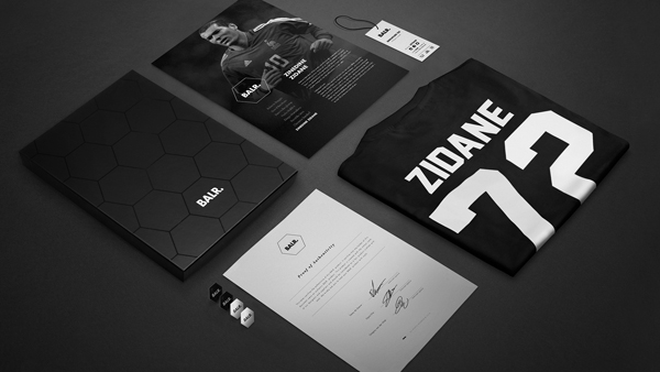 Zidane by BALR
