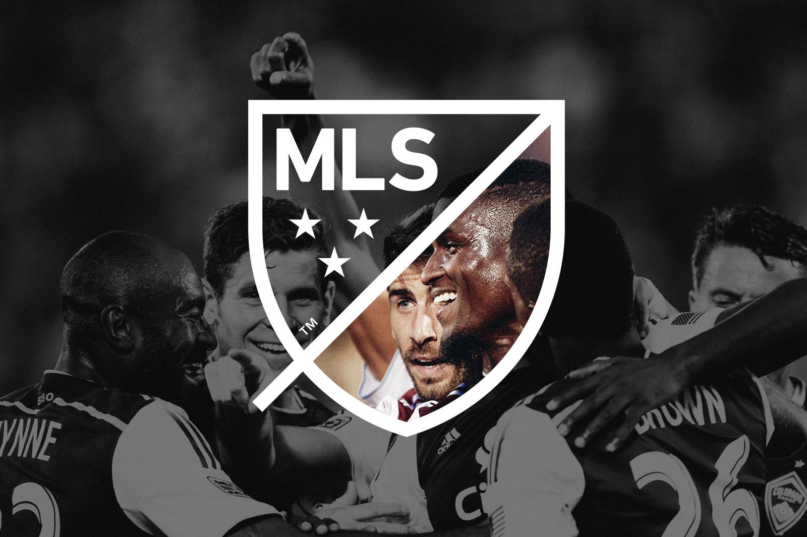 Il nuovo logo della MLS