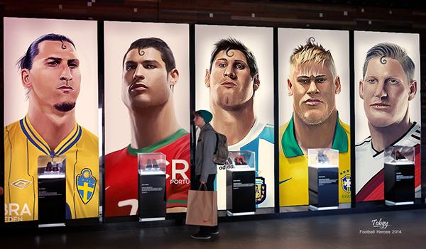 Football Superheroes