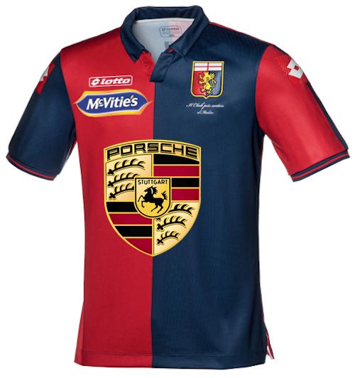 Porsche X CFC Genoa
