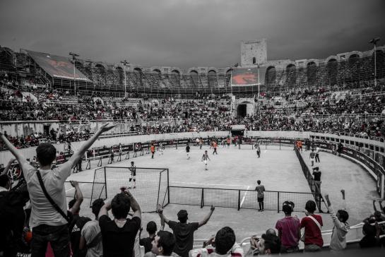 adidas Predator Arena con Zinedine Zidane