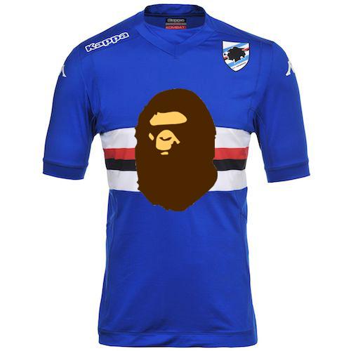 Bape X UC Sampdoria