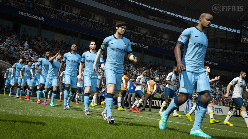 Manchester City FIFA/PES