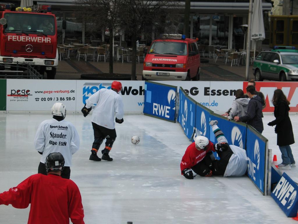ice football