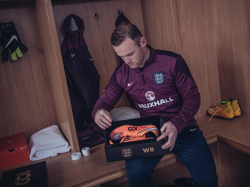 Le 100 presenze in nazionale di Wayne Rooney