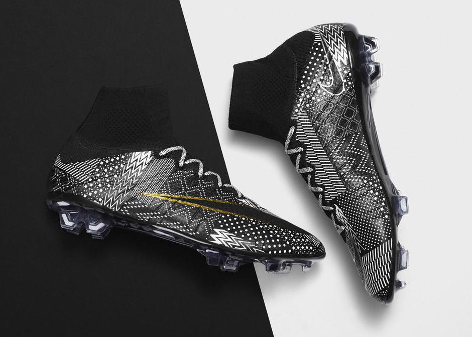 nike mercurial black history month