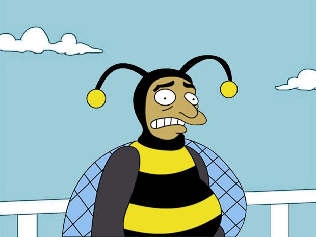 bumblebee-man