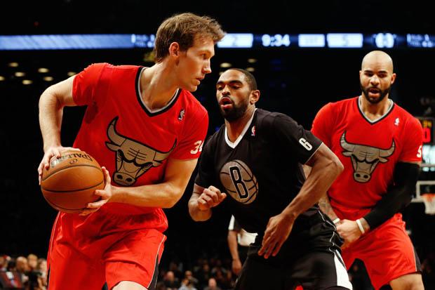 I raga dell'NBA - che sono avanti - hanno preso in prestito le maniche, ad esempio.