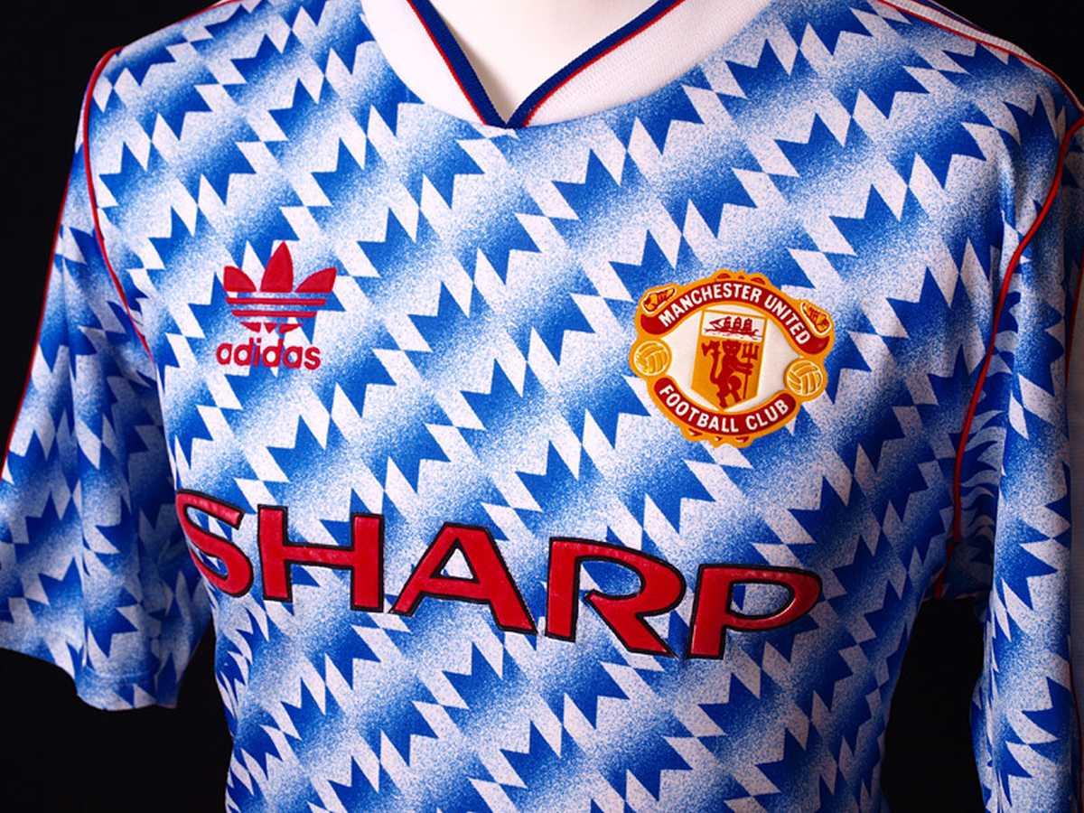 online store 65575 4f6c3 Gli short pazzerelli adidas del Manchester United - Marte