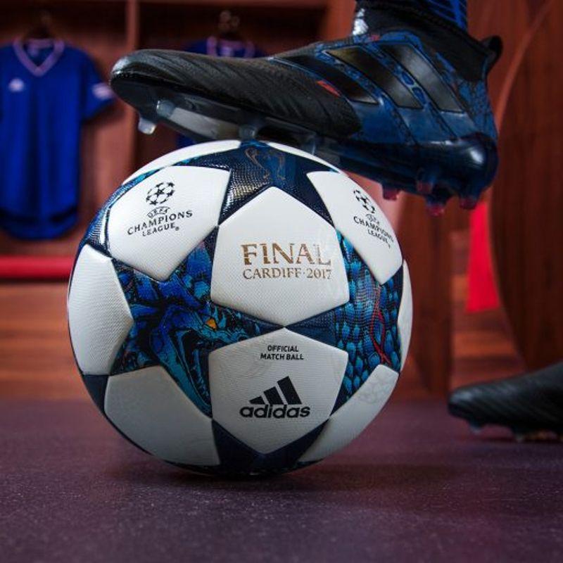 adidas presenta pallone e scarpe coi dragoni per la Finale di Champions