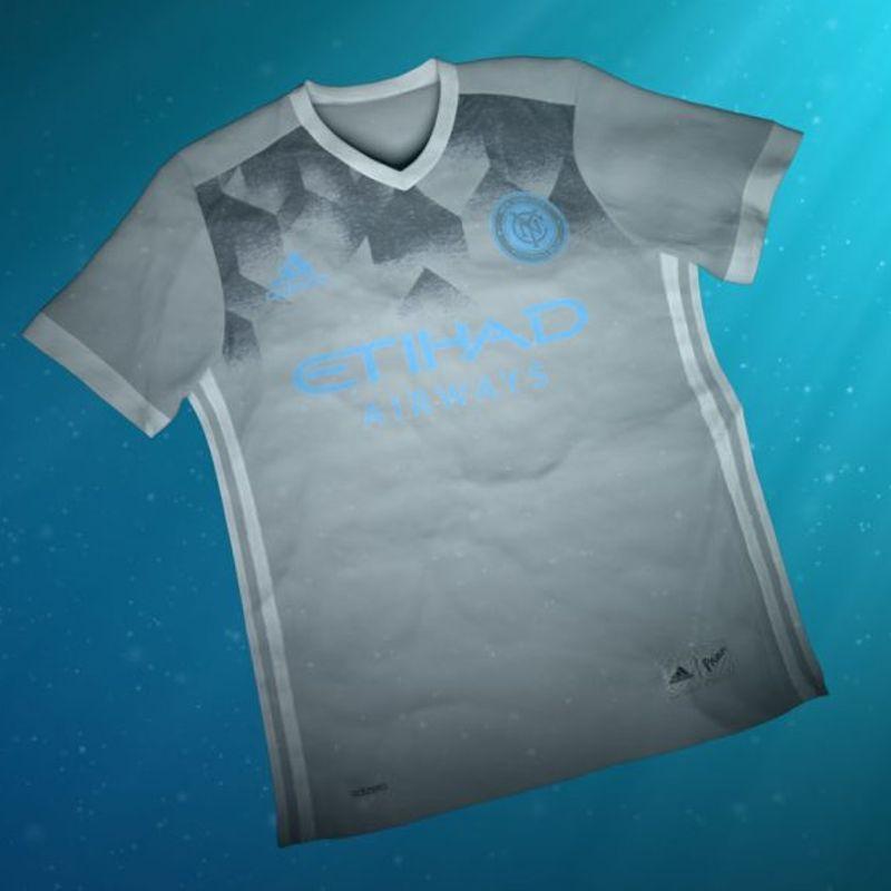 Le nuove maglie ecologiche della MLS