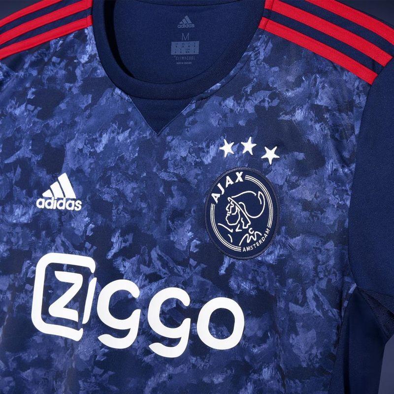 Kit away adidas dell'Ajax 2017/18