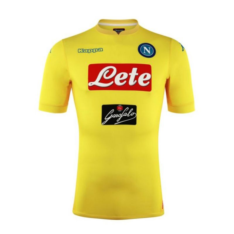 La maglia away Kombat™ 2018 del Napoli