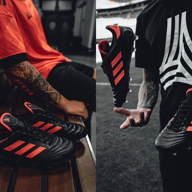 adidas Football droppa la nuova collezione PYRO STORM