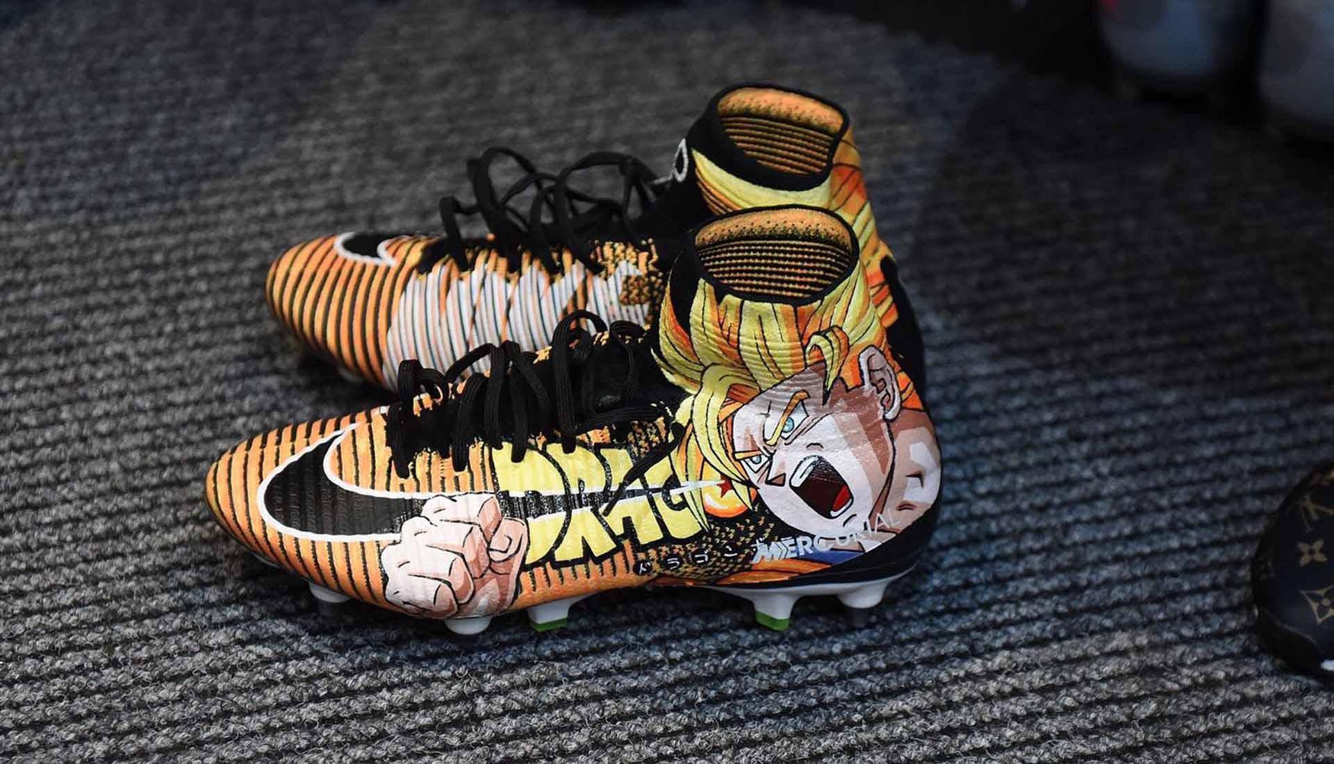 nike dragon ball scarpe