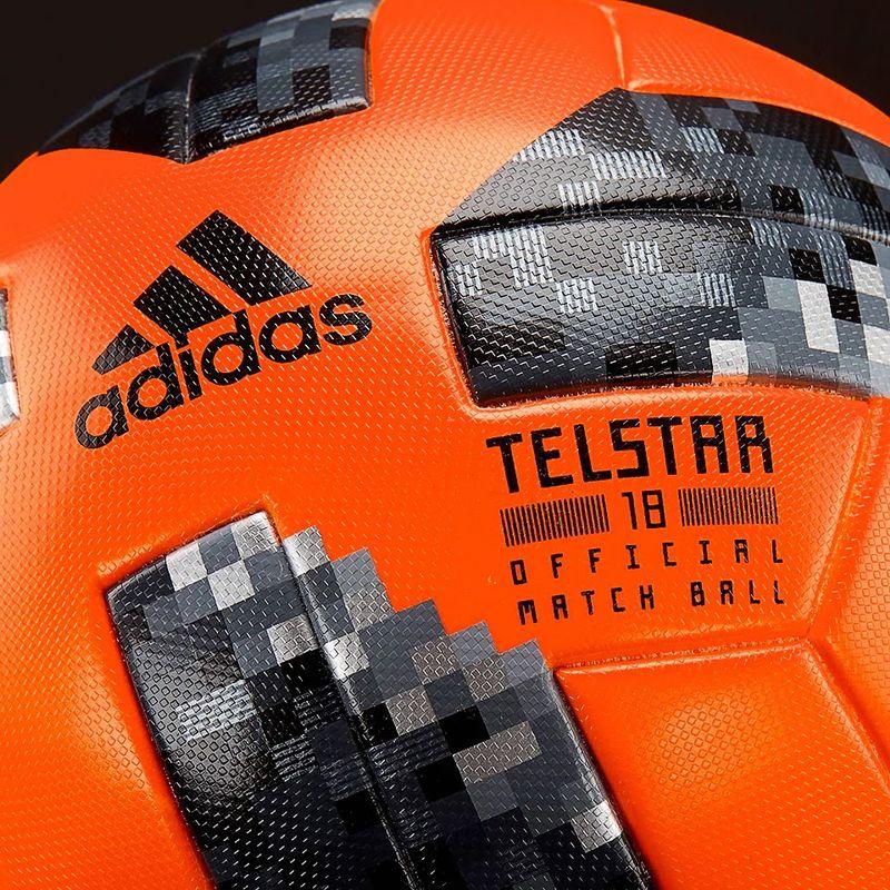Telstar: il pallone ufficiale dei Mondiali 2018