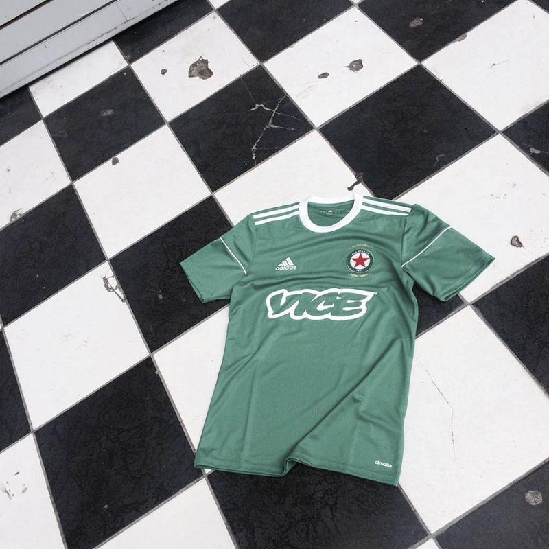 Le nuove maglie del Red Star F.C.