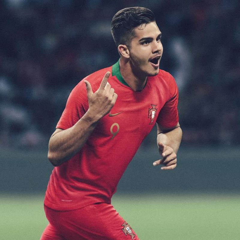 I kit Nike 2018 del Portogallo