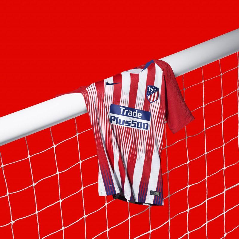 La maglia Nike 2018/19 dell'Atlético Madrid