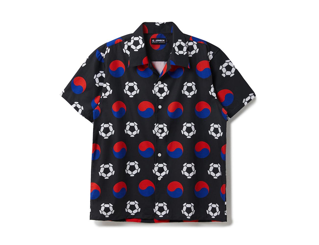 goodtimesbadtimes-korea-shirt-black