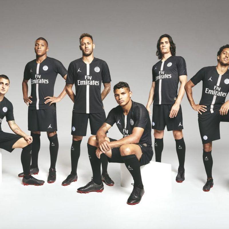 I kit Jordan del PSG