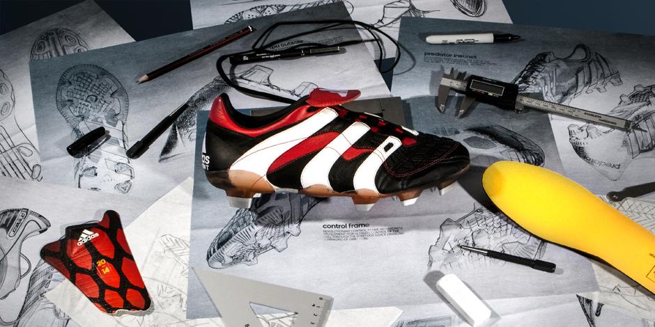 adidas Predator Accelerator, 1998