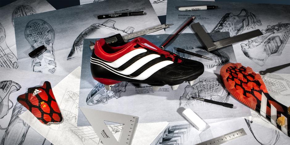 adidas Predator Precision, 2000