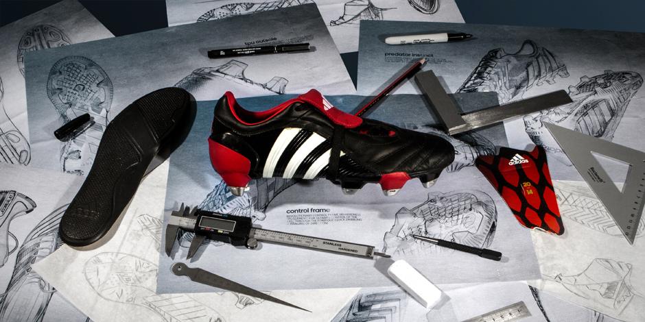 adidas Predator Pulse, 2004