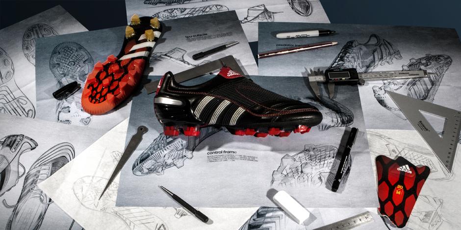 adidas Predator X, 2009