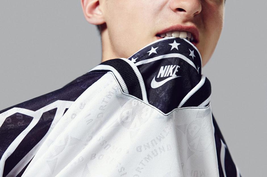 BVB away, Nike, 1995/97