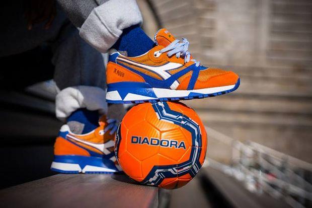 Diadora N9000 Dinamo Zagreb Marte