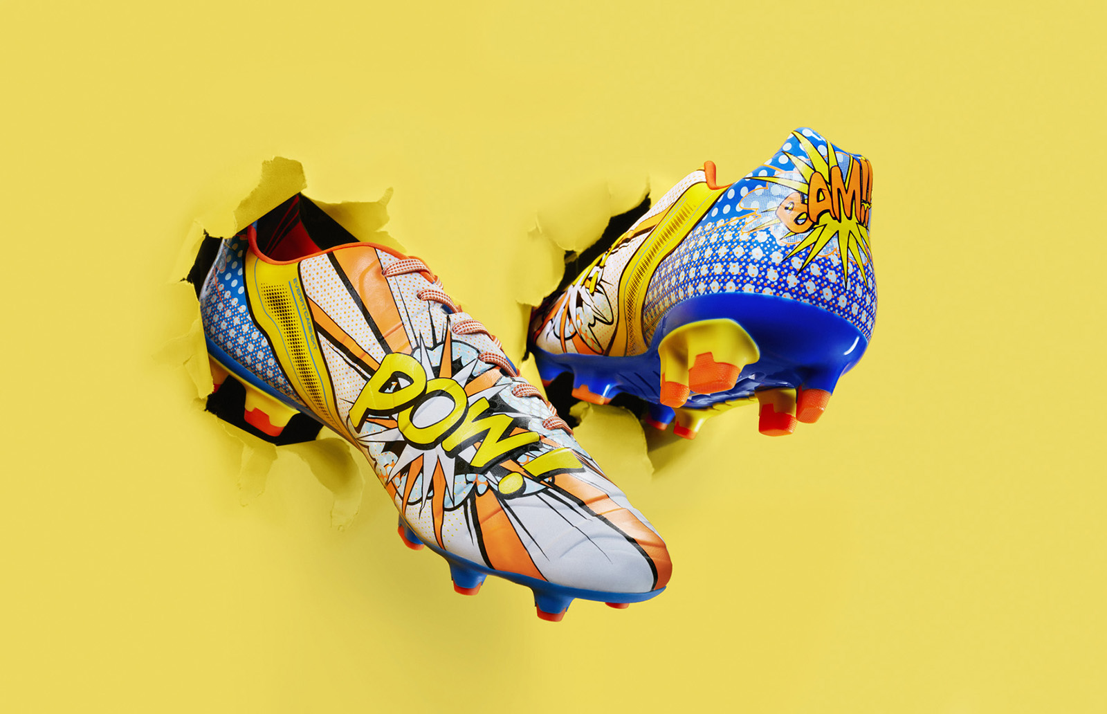 PUMA evoPOWER Pop Art#EB466
